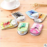 Bathing bathing shoes - NEW shoes serie Notepad sticky note Memo message post Removable adhesive paper set