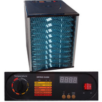 Wholesale FedEx UPS DHL 10 Tray Black Food Fruit Vegetable Dehydrator Dryer w Digital Timer W