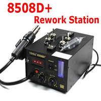 Wholesale FedEx UPS DHL New D SMD Digital Hot Air Gun Rework Soldering Repair Station Nozzles