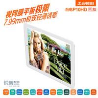 Under $200 Teclast 9.7 inch Teclast P10hd 9.7in Quad core tablet pc Allwinner A31 Android jelly bean 1G ram 16GB HDMI Retina