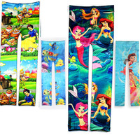 Casual Pants Girl Spring / Autumn Girls leggings Pants casual pants princess autumn girls printed leggings patterned leggings cute cartoon Sea World Fish Mermaid