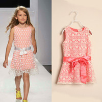 Kids Designer Discount Clothes girls brand dresses kids