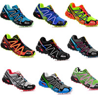 Wholesale 2014 New Salomon Speedcross CS for Men amp Women Athletic Running Shoes Zapatillas Hombre Men Walking Ourdoor Sport Shoe solomon