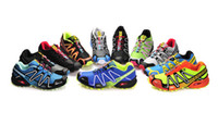 Wholesale Fast Shipping NEW Men Women SALOMON shoes Zapatillas Running Shoes Speed Cross Size36 Athletic Shoes HOT Sale many color