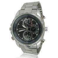 32G hidden camera watch - Spy Watch Camera HWH GB HD x960 Stainless Steel with Hidden Camera RetaIL