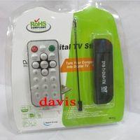 Wholesale DVB T USB TV RTL SDR FM DAB Radio Tuner Receiver Stick Realtek RTL2832U R820T