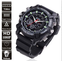 spy watch - Spy Watch Camera HWH GB HD P Night Vision Waterproof Watch Camera x1280 FPS