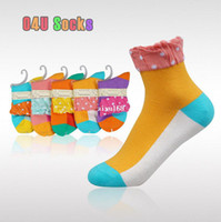 Wholesale Beautiful Harajuku Style Colorful Socks Women Cotton Casual Thermal Socks For ladies High quality pair