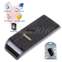 Wholesale USB Biometric Fingerprint Reader Password Lock Security For Laptop PC Computer dandys