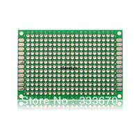board printing - New Double Side Prototype PCB Stripboard Universal Printed Circuit Board mm dandys