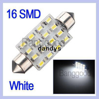 Wholesale Car Interior Dome SMD LED Light C5W Lamp mm V dandys
