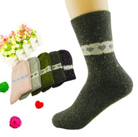 100 % wool socks - 20pair Women Sock Winter Warm Woolen Rabbit Wool Socks Knee High Mid tube Merino Socks