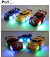 5-7 Years Car Plastic Shipping, boys and girls children's toys, electric cars, with light music caster cars, fire trucks racing