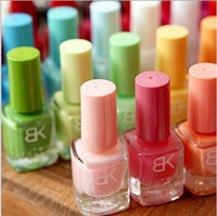 Pinks Nail Polish Gradient Wholesale ! ! 28 Colors Color Nail Polish With Smell Quick Dry Nail Oil Manicure Tool