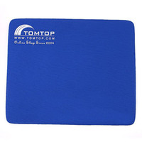 Wholesale High quality super soft deslick Mouse mat with TOMTOP Logo