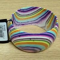 Stone Fashion Bangles Free Shippig Min.order $8 High Quality Wooden Bangles Bracelets Classical Style 010