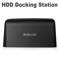 Wholesale dodocool USB quot quot SATA Vertical HDD Docking Station Hard Disk Base