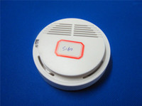Wholesale Wireless Smoke Detector Sensor for Wireless GSM Alarm System Home Security Fire Alarm