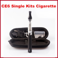Ego CE6 Electronic Cigarettes kits e- cig in carry case with ...