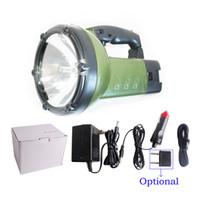 Wholesale Handheld Hunting Fishing Spot Light Spotlight Off Road V K White