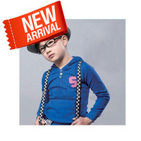 Wholesale Hot selling multicolour Fashion kids Suspenders children Suspenders boys girls belts b
