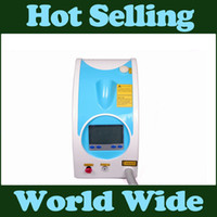 Wholesale Portable Super power Ndyag laser Q Switch Tattoo Eyebrow Pigment Removal nm nm lens equipment active beauty system machine