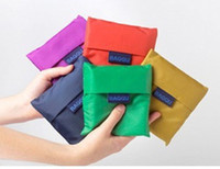 Wholesale Creative Idea Wedding Party Gifts Mix Color Environmental protection Bags Shopping Bag Cheap Collapsible Big Size Bag New Guest Gifts