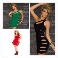 Wholesale Sexy Women s Lady s Club Wear Dresses with Rhinestone Sexy lingerie RY409