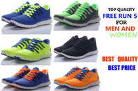 Wholesale 2014 New free run for men and women free run running shoes sport shoes trainers