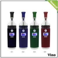 Wholesale Unique design beautiful looks new products electronic cigarette dry herb vaporizer vino new e cig