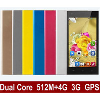 Wholesale 2014 Hot HTM M3 Xiaomi MI3 quot MTK6572 Dual Core phone GHz android samrtphone Smart phone GB ROM MP Camera Android G WCDMA GPS