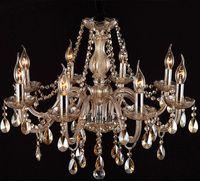 Wholesale LEDVAS Modern Crystal Chandelier LED Lamp Led light Fixture Crystal lamps Ceiling Lamp Luster chandeliers MC261