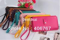 Wholesale Colors Fashion Brand Women Wallets Leather Lady Purses Handbag Very Hot Sale new