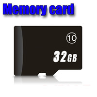 Wholesale Sell GB Class Micro SD TF Memory Card with Adapter Retail Package Flash SD SDHC Cards Free DHL