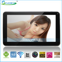 Wholesale NEW inch Android tablet PC Allwinner A23 bluetooth Dual core dual camera GHz GB WIFI D game tablet pc
