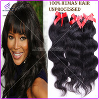 Wholesale Unprocessed Virgin Malaysian Weft Hair Weave Human Hair Products Malaysian Body Wave Remy Hair Extensions G Bundle Natural B