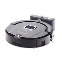 Wholesale Newest In Robot Vacuum Cleaner Wireless Auto Rechargeable LCD touch Screen Remote Controller