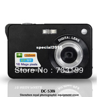"10.0 - 20.0MP Yes SD Card New Max 16 Mega Pixels Digital Camera with 2.7 ""TFT LCD and 3.0 MP sensor Rechargeable Li - ion 'free postage"