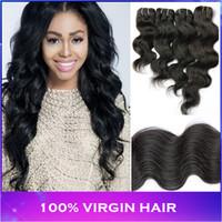 Wholesale Brazilian Virgin Human Hair Body Wave Bundles Brazilian Weave Queen Hair Products Cheap Brazilian Body Wave Virgin Hair Extensions G Pc