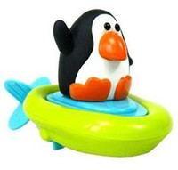 Wholesale 50pcs cute baby bath toys swim Sassy bathroom water toy DUCK Penguin Dinosaur GET A nice gift
