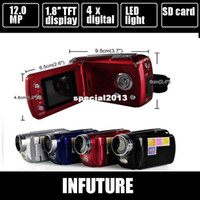 Wholesale Winait DV139 video digital camera Max MP quot TFT LCD LED Flash Light camcorder blue