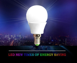 Wholesale New product led lamp e14 base e14 v led bulb cool warm white saving energy led bulb not bad mask led lights