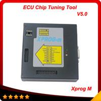 Code Reader best prog - X PROG M Metal V5 XPROG M Metal Programmer ECU chip turning tool best price obd03