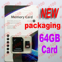 Wholesale GB Micro SD card Memory SDHC MicroSD TF card gift from i9500 i9300 S3 S4 S5 n7100 K900 android g tablet and phone