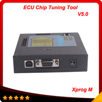 Wholesale XPROG M V5 Metal full set xprog m v5 x prog m ecu chip tuning tool for almost kinds of cars OBD03