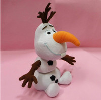 assembly movie - 2014 New Arrival Cartoon Movie Olaf Plush Toys Assembly and have voice cm Cotton Stuffed Dolls can disassembly