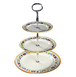 Wholesale 201404Q Hot Selling Cake Stand Handles Cake Stnd Fittings Tier Cake Stand Centre Handle
