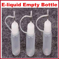 5ml 10ml 15ml 20ml 30ml 50ml E- liquid Empty Bottle Needle Bo...