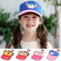 Spot MZ1908 TUTUYA children's baseball cap ball cap hats for children beach sunblock 2014 new cut cap free shipping MZ1908