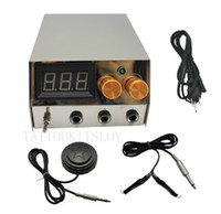 Power Plug   Profession Stainless Steel Digital Tattoo Power Supply